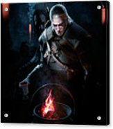 The Witcher Acrylic Print