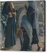 The Women At The Sepulchre Acrylic Print