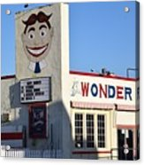 The Wonder Bar, Asbury Park Acrylic Print