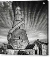The Wonderful Irish Barn Acrylic Print