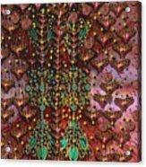 The Wood Of Paradise Acrylic Print