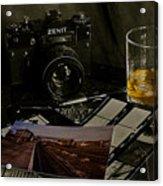 The Zenit Acrylic Print