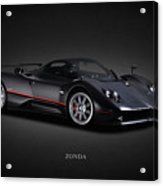 The Zonda Acrylic Print