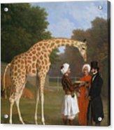 The Zoological Garden Acrylic Print