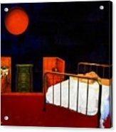 Theater Of Dreams Acrylic Print