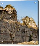 Theodosian Walls - View 7 Acrylic Print