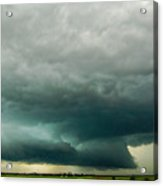 There Be A Nebraska Storm A Brewin 013 Acrylic Print