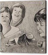 Therese  Acrylic Print