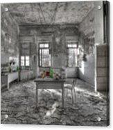They Are All Gone - Se Ne Sono Andati Tutti Acrylic Print