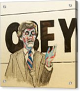They Live Acrylic Print