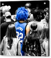 They Still Love Laettner Photograph By Robert Yaeger