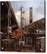 Thiele Tanning Acrylic Print