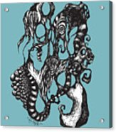 Thing 8 Acrylic Print