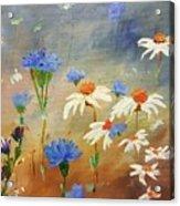 Think Spring Acrylic Print