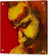 Thinking Man  Acrylic Print