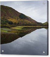 Thirlmere From A Low Altitude Acrylic Print
