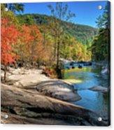 This Is Wilson Creek Acrylic Print