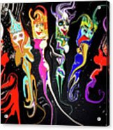 This Is Your Brain On Drugs  Acrylic Print