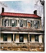 This Old House Acrylic Print