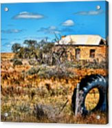 This Old House... Acrylic Print