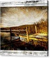 This Ole Pier Acrylic Print