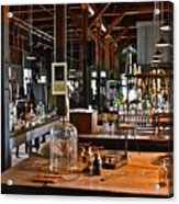 Thomas Edison Lab, #3 Acrylic Print