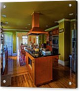 Thomas Kitchen Acrylic Print