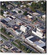 Thomasville Nc Aerial Acrylic Print