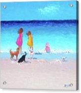 Those Summer Days Acrylic Print