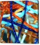 Threads 2 Acrylic Print