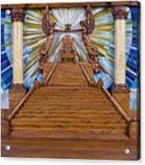 Throne Of Grace Acrylic Print