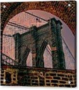 Through The Arch 2 Acrylic Print