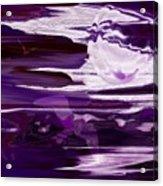 Through The Moonlight Acrylic Print