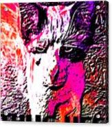 Thug Life Acrylic Print