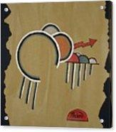 Thunderbeings Acrylic Print