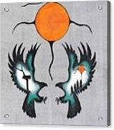 Thunderbirds Nest Acrylic Print
