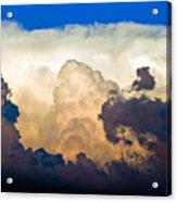 Thunderhead Cloud Acrylic Print