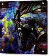 Thundering Hooves Acrylic Print