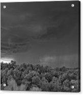 Thunderstorm Ir 0731 Acrylic Print