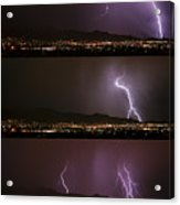 Thunderstorm Sequence Acrylic Print