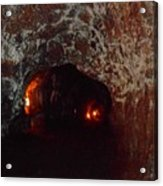 Thurston Lava Tube 3 Acrylic Print