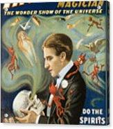 Thurston The Great Magician Acrylic Print