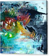 Thx1357-2 Acrylic Print