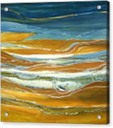 Tidal Flow Acrylic Print