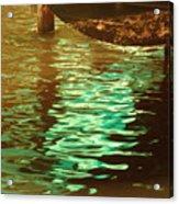 Tidal Hues Acrylic Print