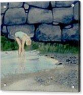 Tidal Pool Treasures Acrylic Print