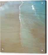 Tidal Reflections Acrylic Print