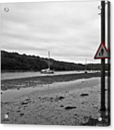 Tidal Road Acrylic Print