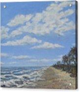 Tide Line Acrylic Print