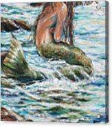 Tidepool Acrylic Print